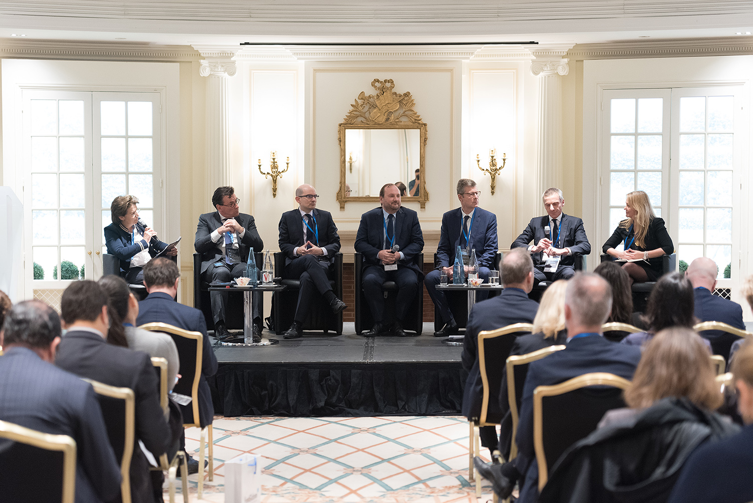 Round-table/Table ronde 2